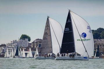 Cowes Week 2018 ©Paul Wyeth
