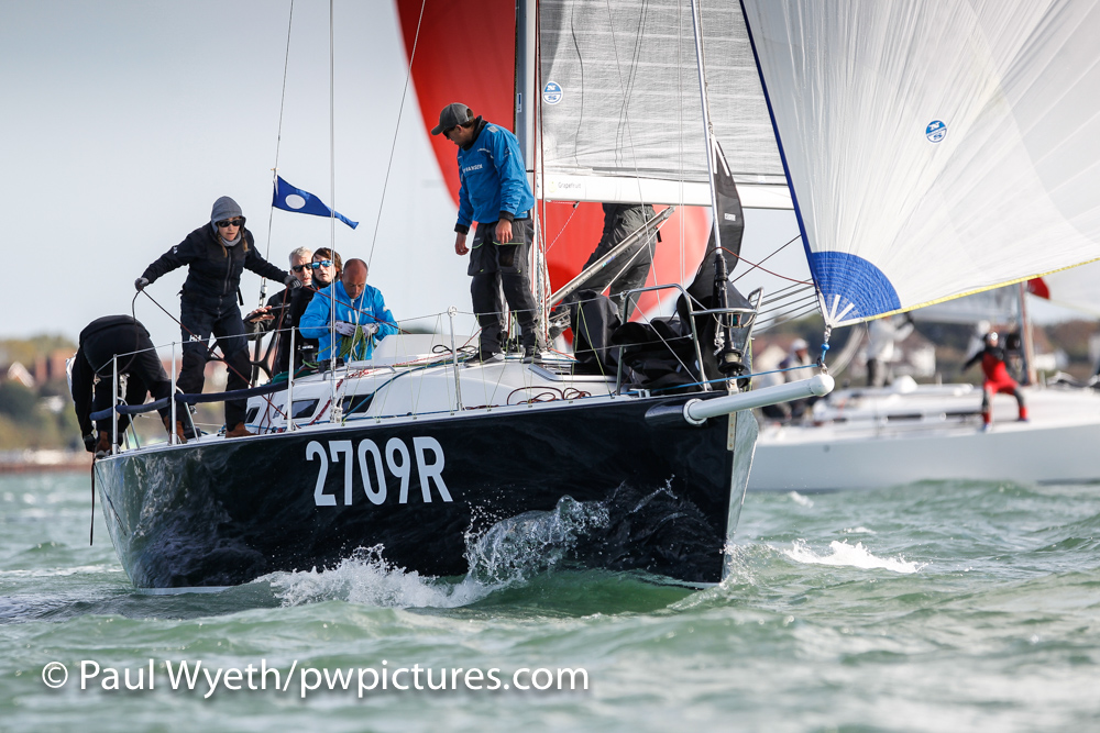 Hamble Winter Series 2018